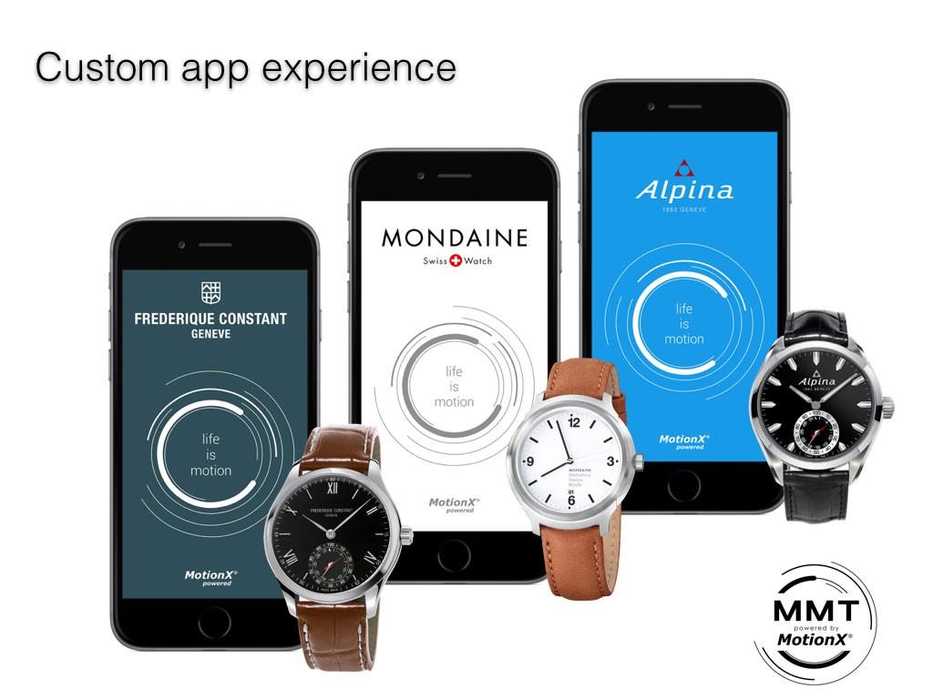 mmt-custom-app-experience